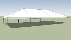 30x60 Whiteframe  Tent