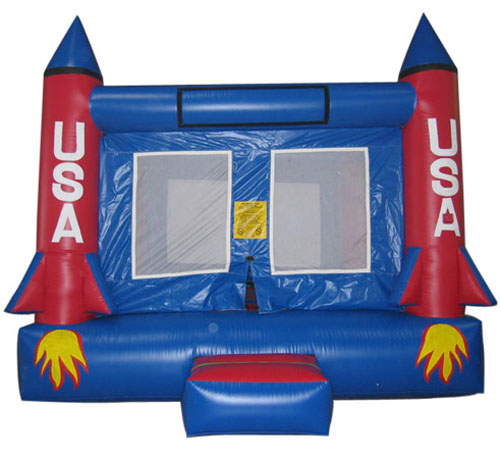 Rocket Bouncer 13x13